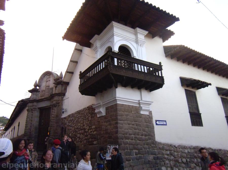 Palacio Arzobispal cuzco