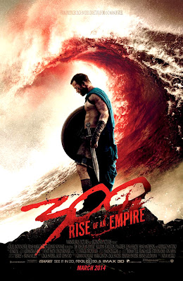 300: Rise Of An Empire Movie 2013 Poster