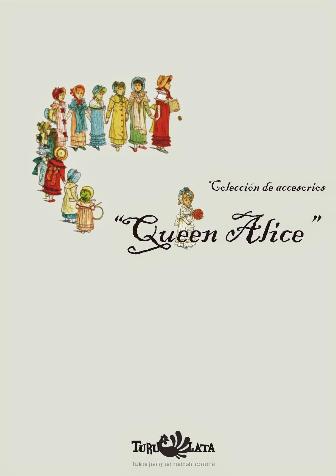 "COLECCION ""QEEN ALICE"" OTOÑO INVIERNO 2014-15"