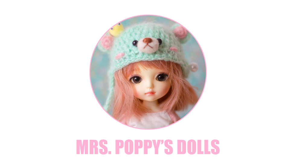 Mrs Poppy's Dolls