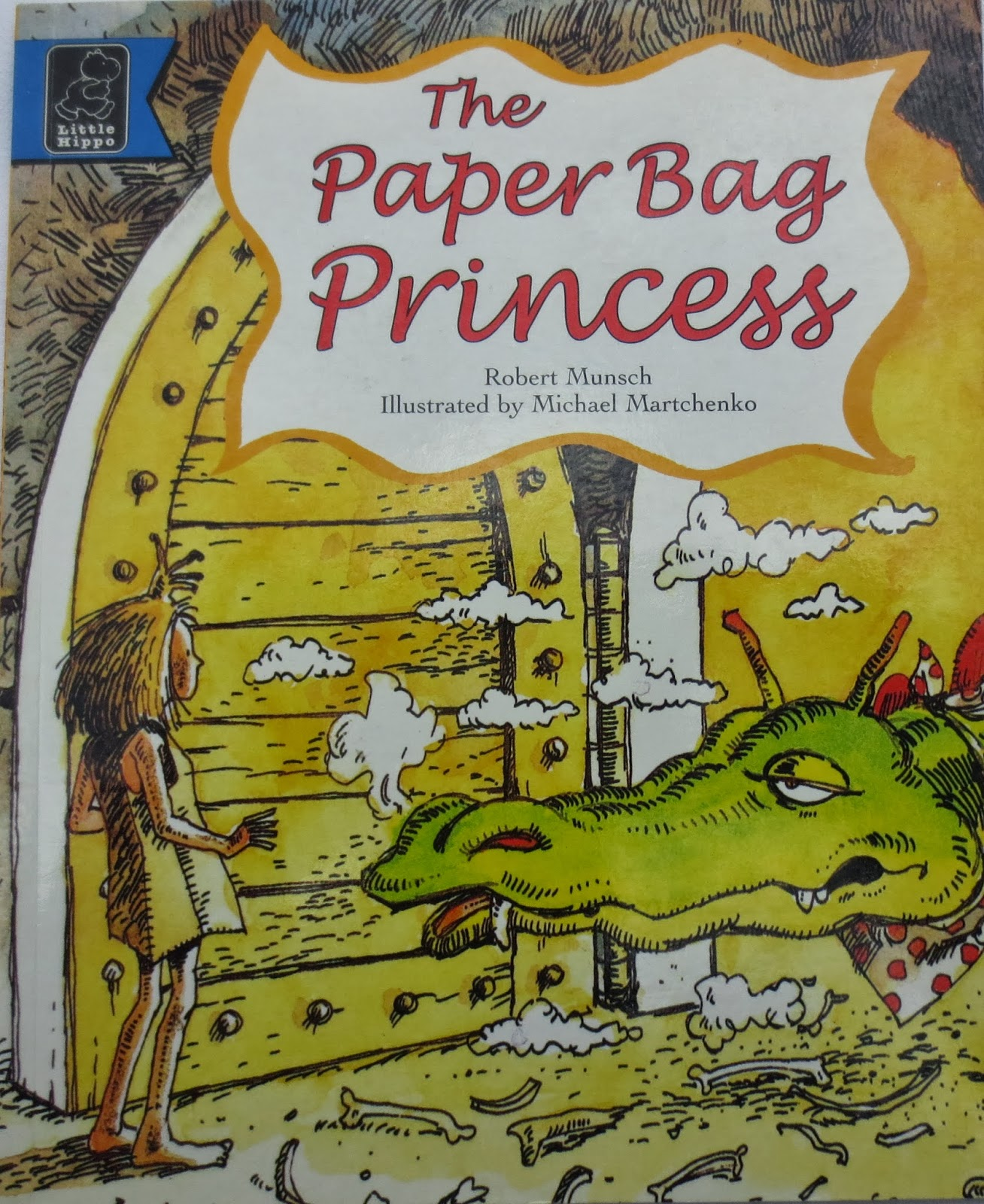 Paper Bag Princess Book Cover : Picturebooks in elt a feisty princess
