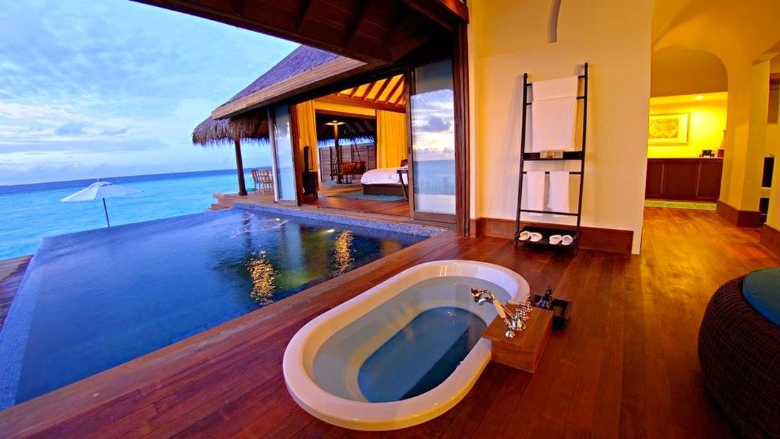 Atollo di Baa (Maldive) - Anantara Kihavah Villas 5* - Hotel da Sogno