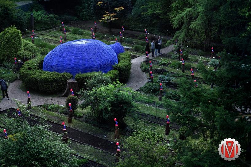 Orto botanico milano brera polmone verde nella città giardini