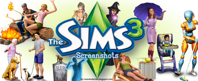 Conheça nosso mais novo blog do The Sims 3!