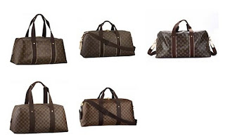 Equipajes Louis Vuitton Weekender Beaubourg en Madrid