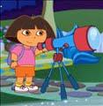 Dora Space Adventure Game