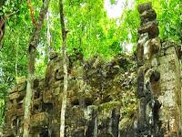 Kota Maya Purba Ditemukan Di Hutan Meksiko