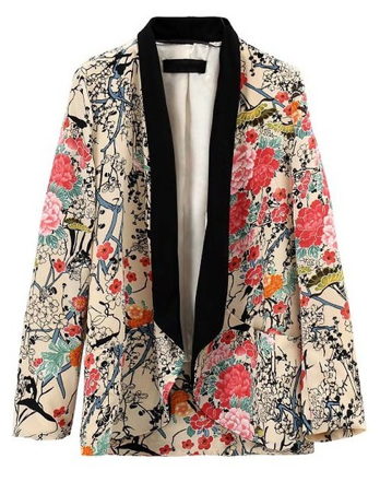 PERFECT SUMMER BLAZER
