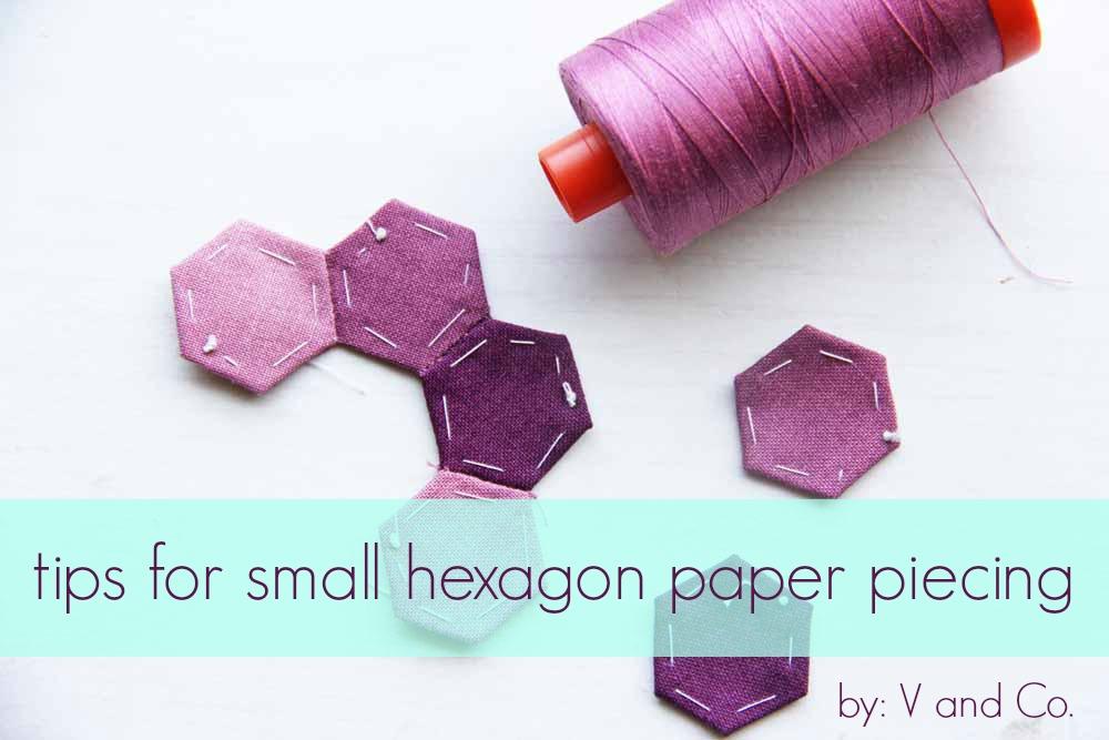 hexagon paper