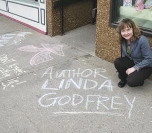 Author Linda Godfrey
