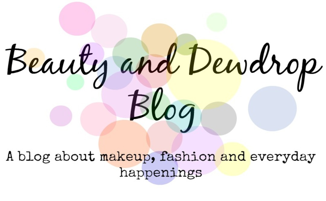 Beauty and Dewdrop Blog