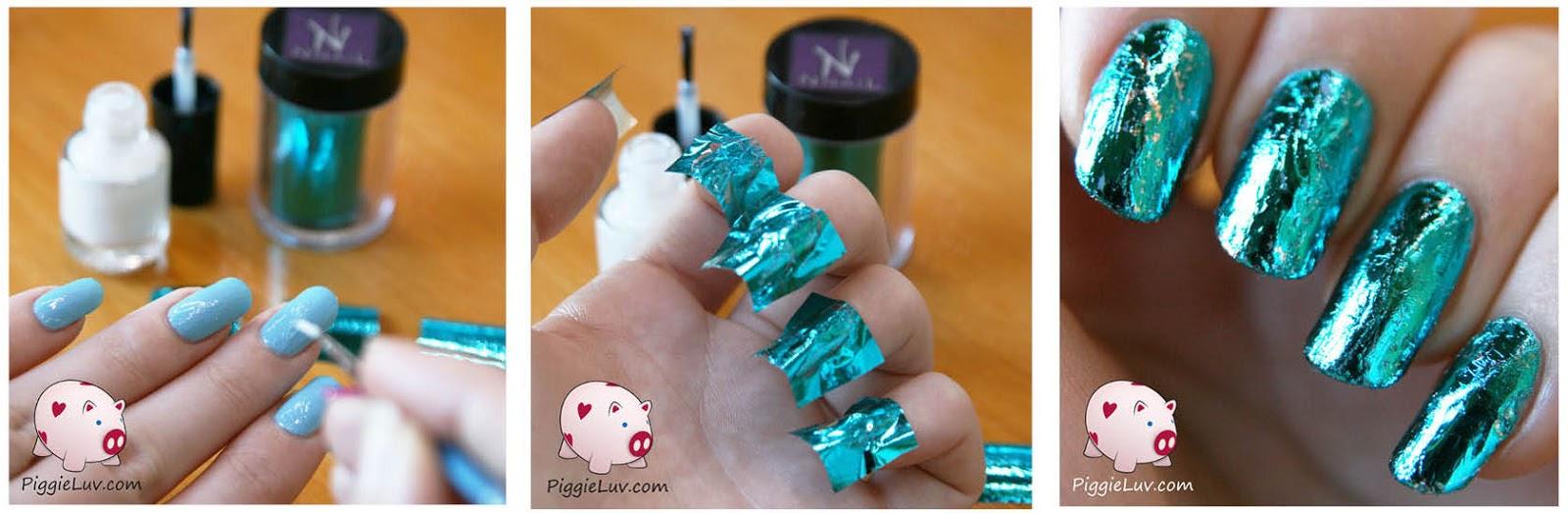 Foil Glue For Nails | Best Nail Designs 2018
