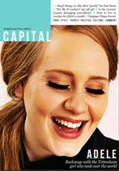 New free London publication CAPITAL magazine debuts