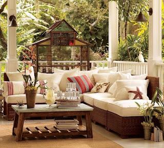 muebles de exteriores