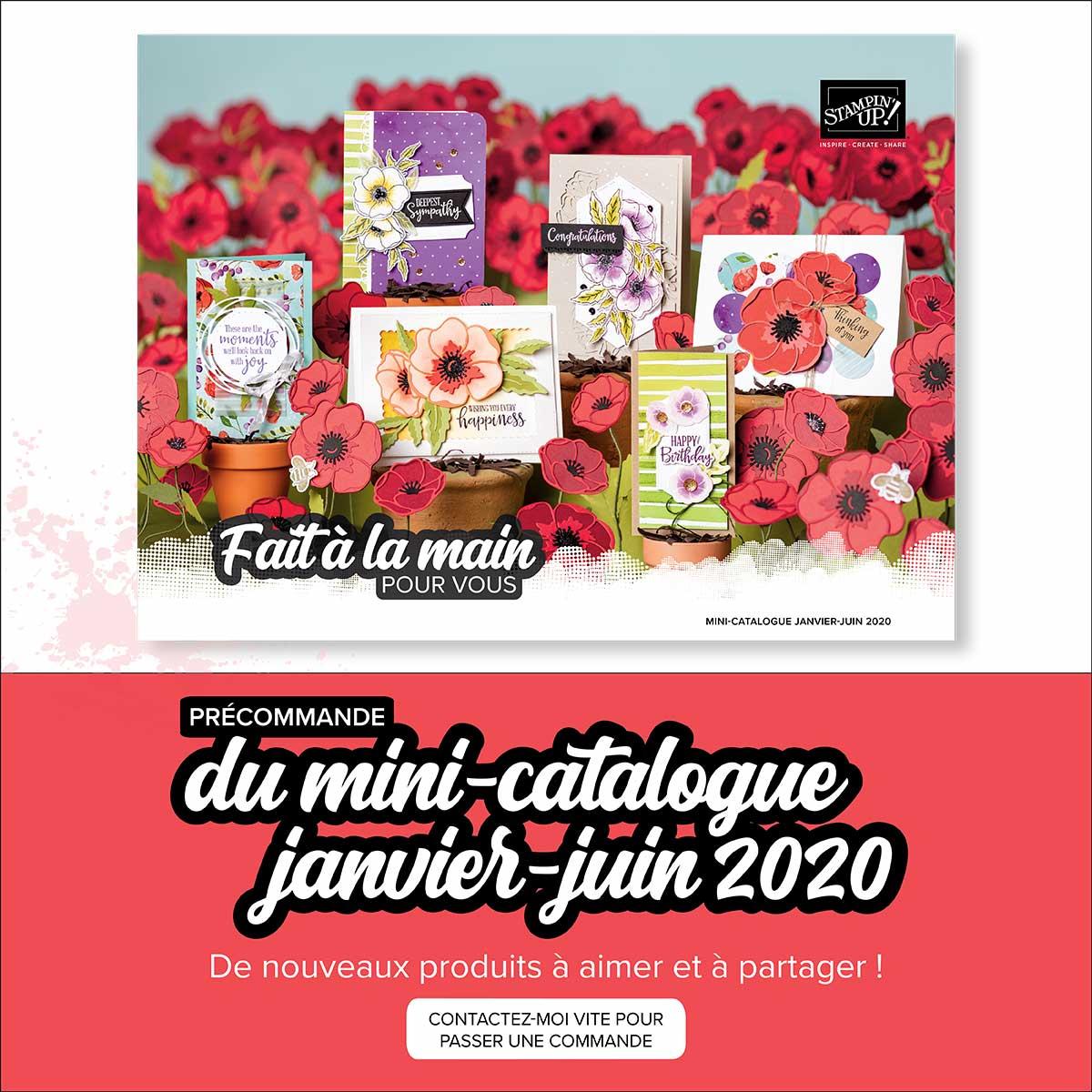 Catalogue Printemps été 2020