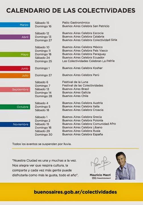 BUENOS AIRES CELEBRA 2014