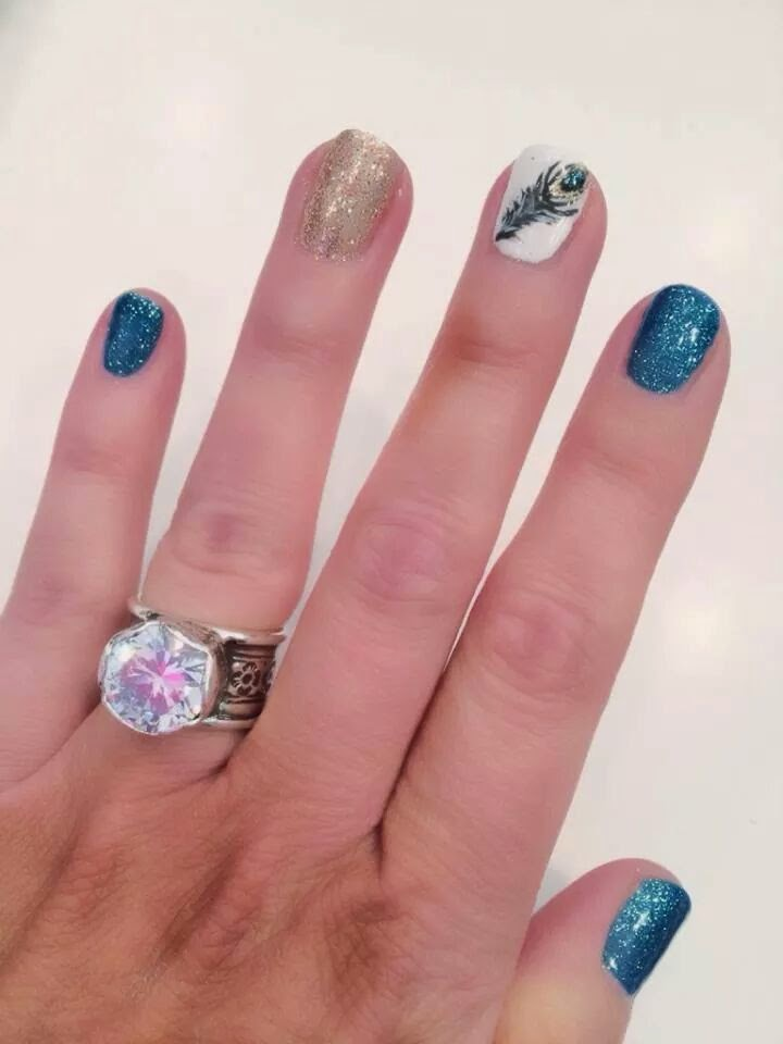 Film Fashionista: Fashion Obsession: Summer 2014 Nail Color & Nail Art