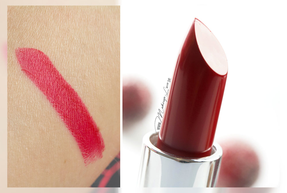 Kat von D Star Studded Kiss Lipstick Underage Red