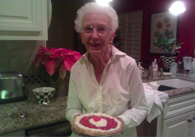 Fresh Tex-Mex: Matrha Ware's Grapefruit Pie Recipe & Cook Off ...