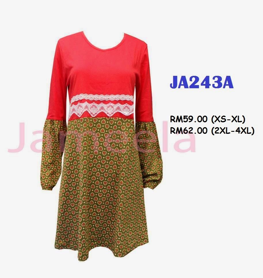 T-shirt-Muslimah-Jameela-JA243A