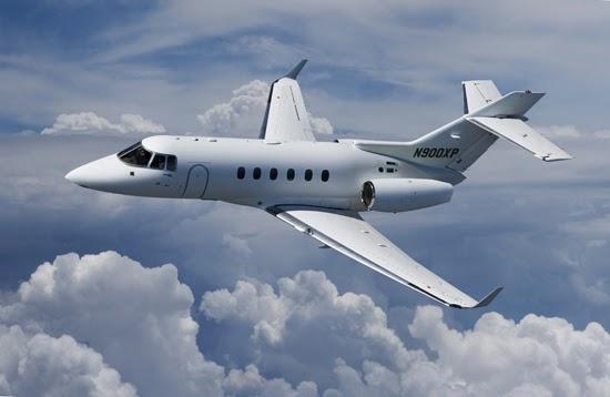 The Hawker 900XP