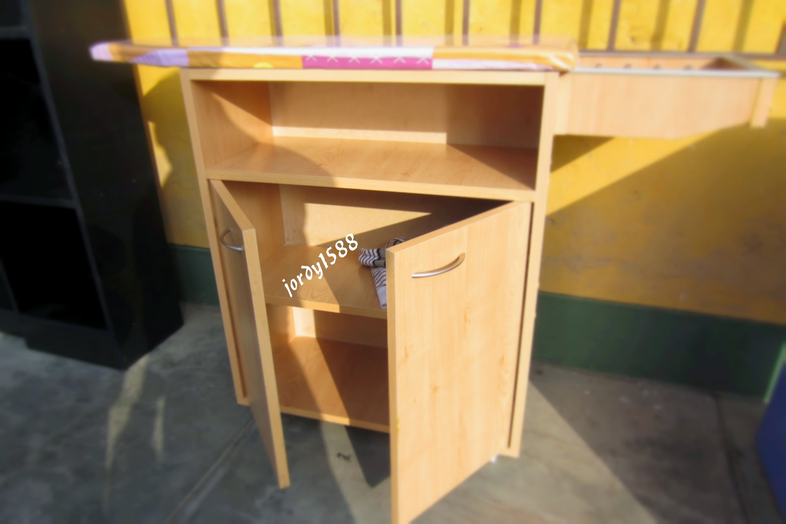 Muebles en melamina jrj planchador mueble hecho en for Mueble planchador