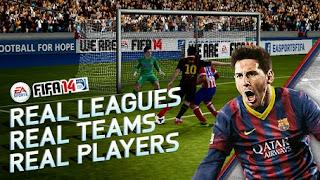 تحميل لعبة فيفا 2014 للايفون والاندرويد مجانا Download FIFA Free