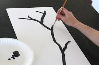 como fazer desenhos na parede pintar quadro