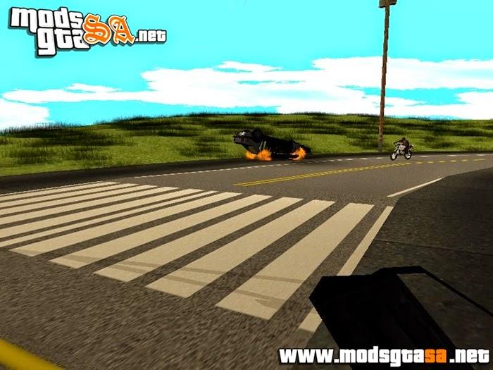 SA - Ruas e Estradas Brasileiras para GTA SA