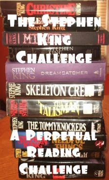Join The Stephen King Challenge