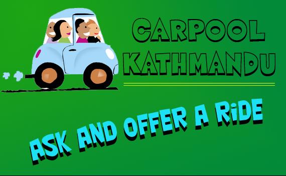 carpool kathmandu