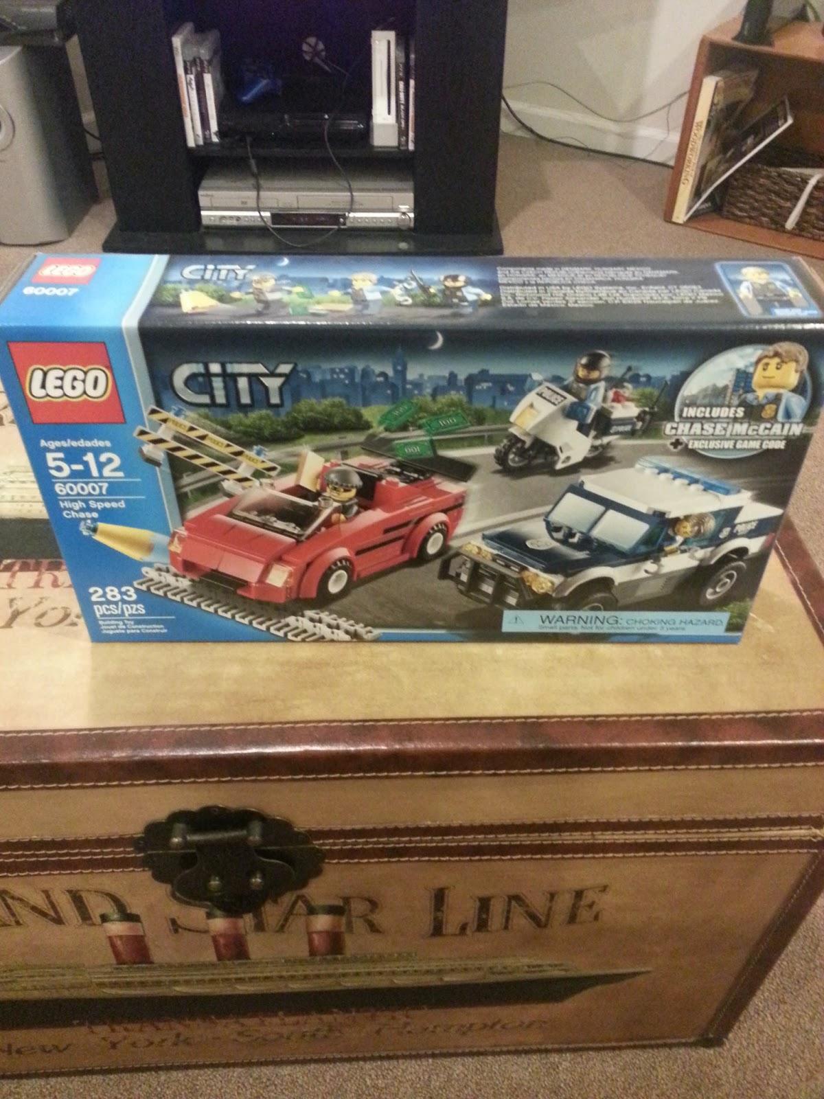 lego police city