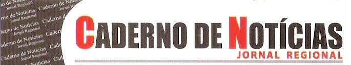JORNAL CADERNO DE NOTÍCIAS