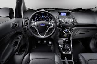 Ford Fiesta Hatchback 1.0 Ecoboost 125 Titanium X 5Dr Interior