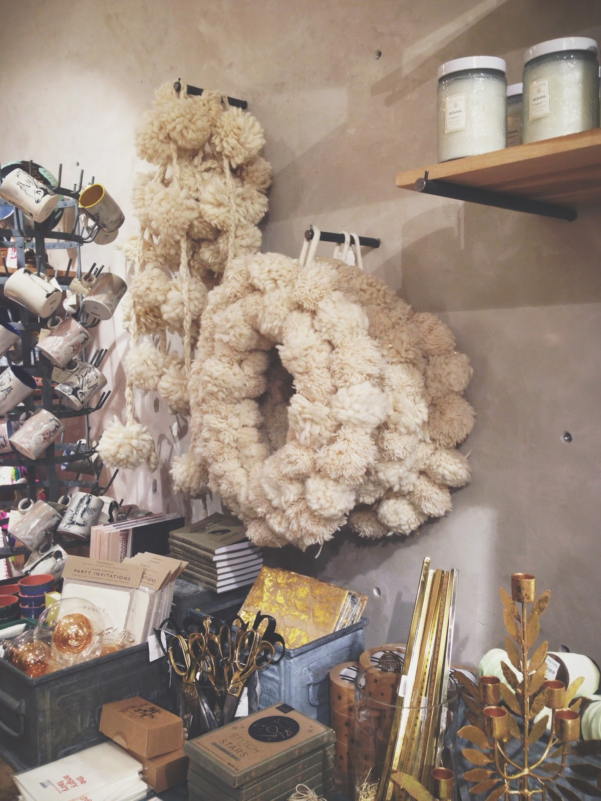 A VERY ANTHROPOLOGIE CHRISTMAS | Sprunting! // a UK lifestyle blog