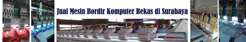 Jual Mesin Bordir Komputer Bekas di Surabaya