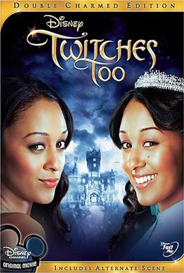 Twitches: As Bruxinhas Gêmeas 2 – Dublado