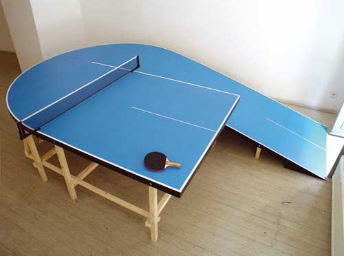 build ping pong table frame