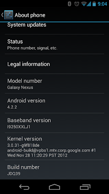 force ota update to android 4.2.2 for nexus 7 and nexus 10