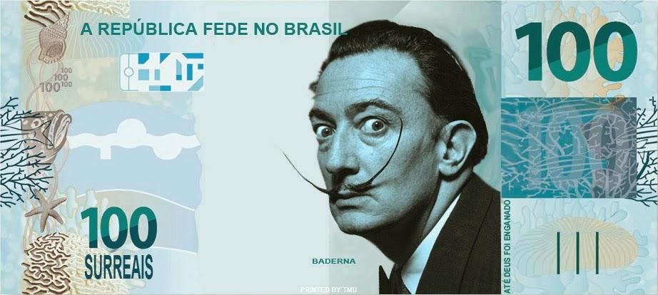 100 Surreais, Surreal, Nova Moeda Brasileira