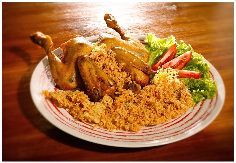 Resep Ayam Goreng Jinten