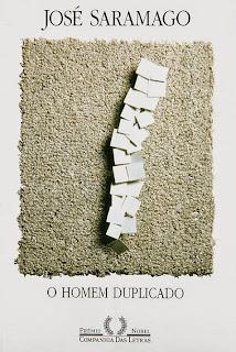 O Homem Duplicado, de José Saramago