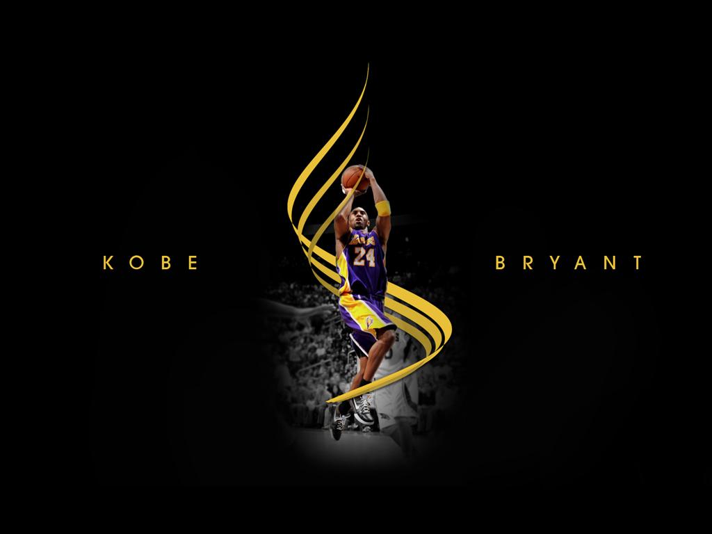 Kobe Bryant >> Sports Celebrity: Kobe Bryant HD-Wallpaper