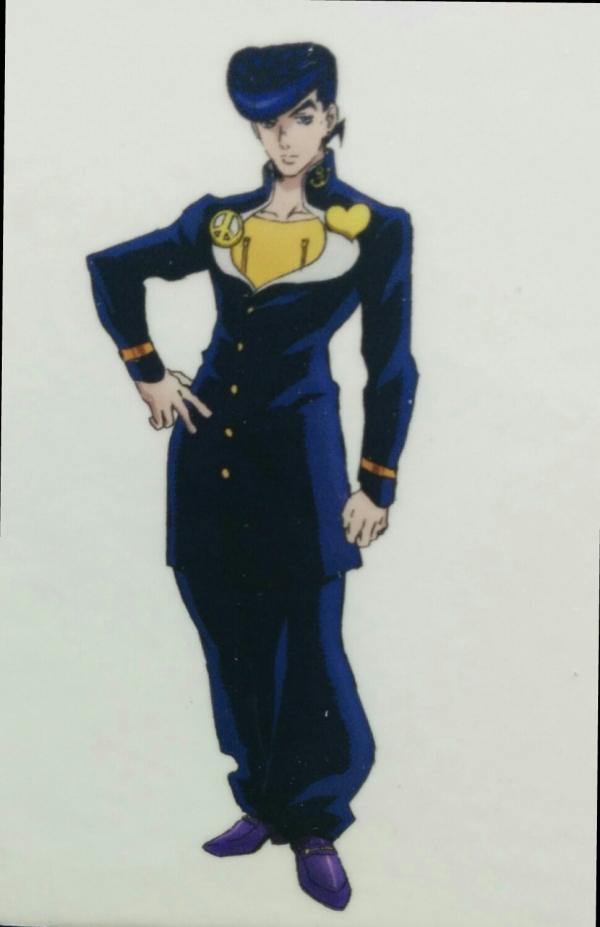 Josuke Higashikata
