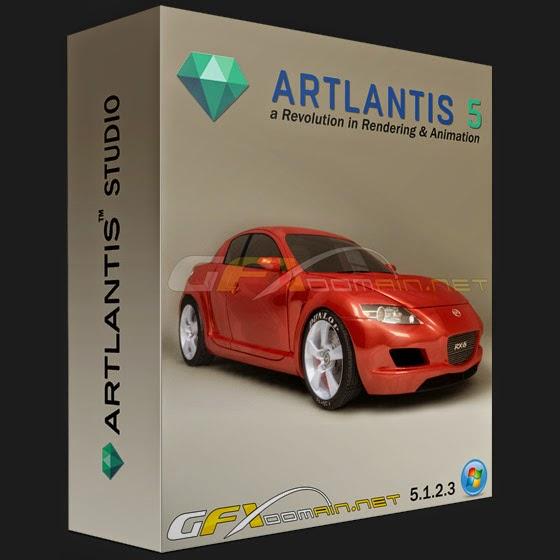 Artlantis Studio 5.1.2.4