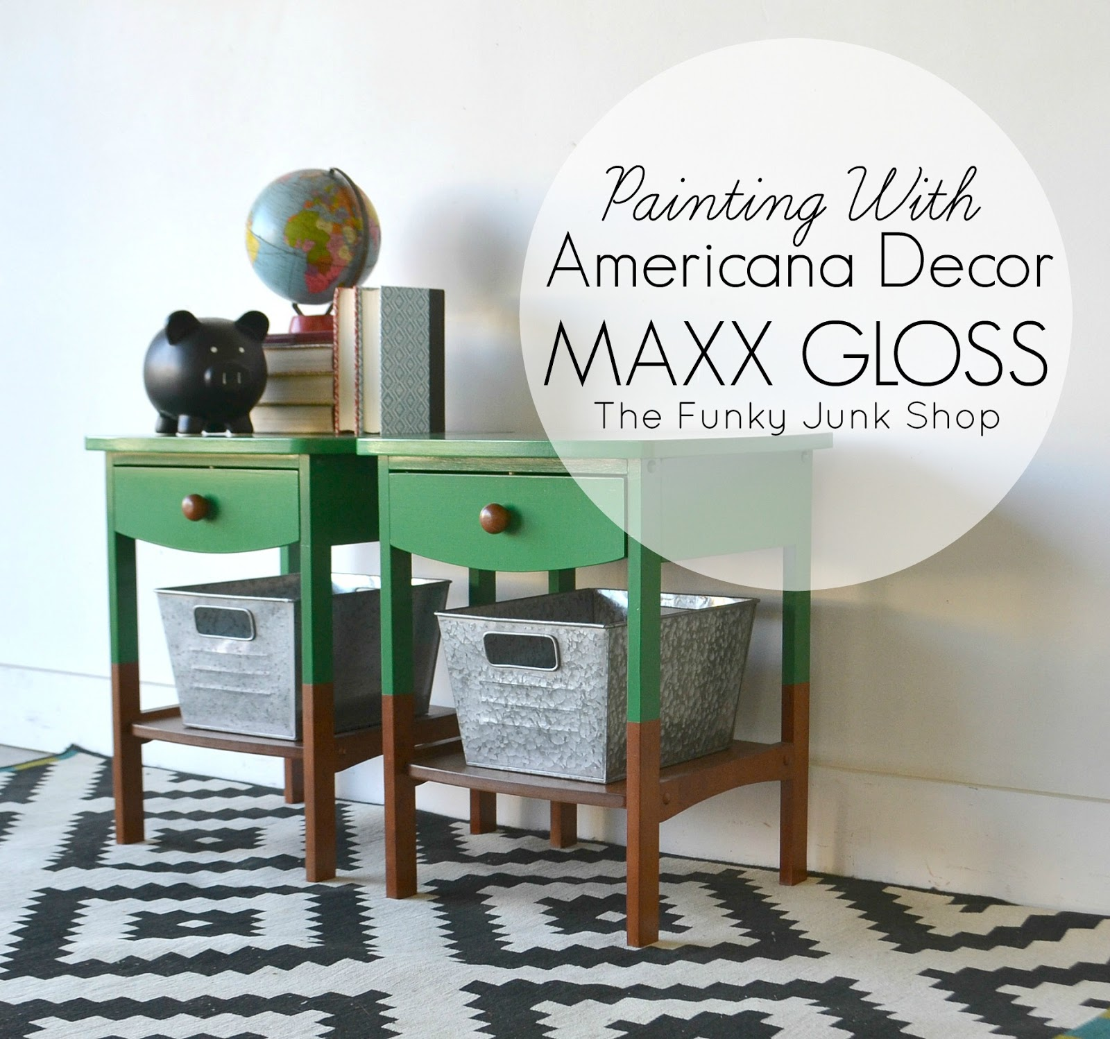 Americana Decor MAXX GLOSS