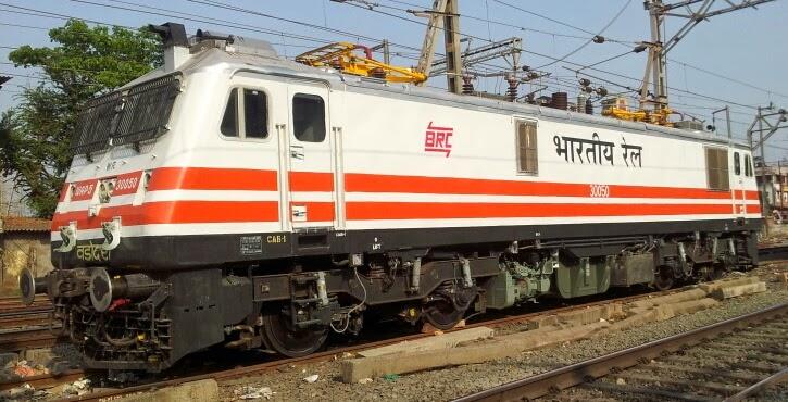 Trains Wap Series