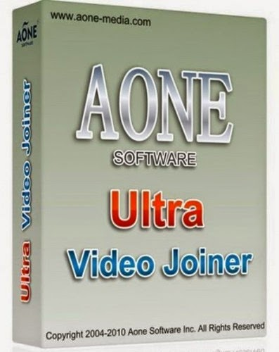 Aone Ultra Video Joiner serial key