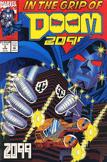 Doom 2099 #3 - Comic of the Day