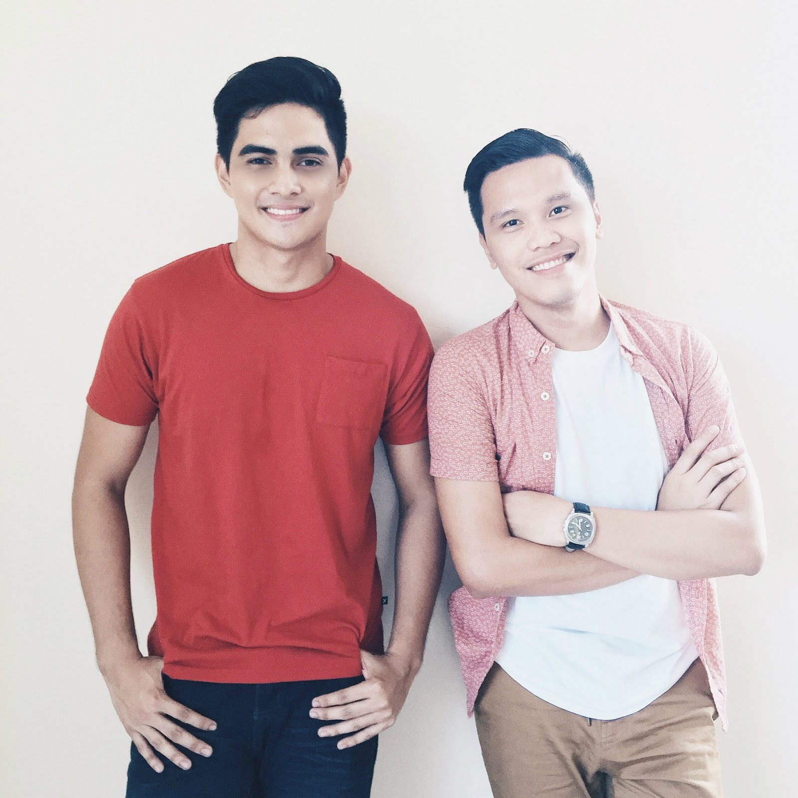 Juancho Trivino and Dominic Roque's Birthday